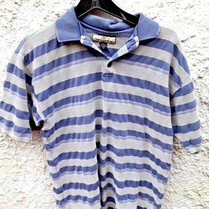 Tommy Bahama Silk Cotton Mens Polo Size Medium